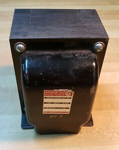 Hammond transformer 167P60