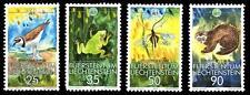 Birds Liechtenstein Stamps