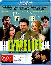 LYMELIFE BLU RAY - NEW & SEALED ALEC BALDWIN, EMMA ROBERTS, MARTIN SCORSESE