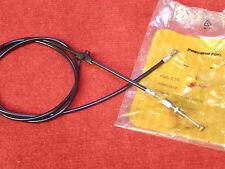 Schaltzug Puch X 50 910.6.02.005.2 schwarz wie Original kpl. Bowdenzug Neu