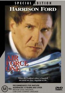 Air Force One (DVD, 2001) VGC