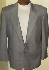 SCHOFIELD & SMITH WORSTED English WOOL SPORTS COAT BLAZER 40 R made in ENGLAND