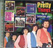 The EP Collection by The Pretty Things CD 1997, See For Miles Records