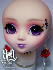 AngelGate OOA Doll Head with makeup-Butterfly  LIMITED