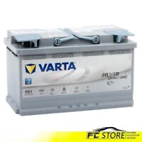 Batterie Démarrage Star & Stop VARTA F21 580901080 80Ah 800A 315x175x190