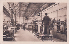 SOCHAUX MONTBELIARD automobiles PEUGEOT usine de carrosserie caisses vers chaîne