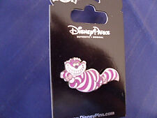 Disney * CHESHIRE CAT - FLOATING * New on Card Alice Wonderland Trading Pin