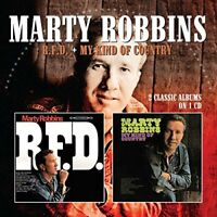 Marty Robbins - R.F.D. / My Kind Of Country [CD]