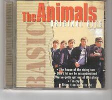 (HP832) The Animals, Basic Original Hits - 1995 CD