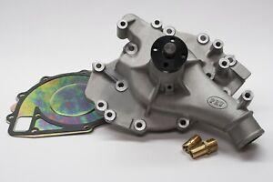 PRW Industries 1446000 Water Pump Mechanical Aluminum Fits 85-92 Ford 7.5 L