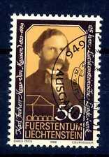"""LIECHTENSTEIN - 1986 - 125° della """"Liechtensteinische Landesbank"""". E1777"""