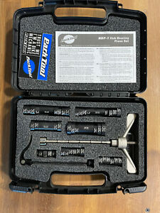 Park Tool HBP-1 Hub Bearing Press Set