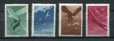 s7987) HUNGARY 1943 MNH** Horthy air fund 4v