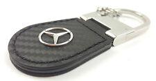 Mercedes-Benz Schlüsselanhänger Shanghai Carbonleder Carbon Leder B66958324
