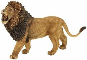 ROARING LION Replica # 50157 ~ FREE SHIP/USA w/ $25.+ Papo Products