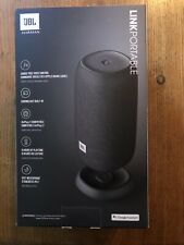 JBL Link Portable Smart Speaker -  with Dock, AirPlay 2 And Google Assistant