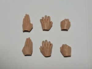 Mezco One:12 Classic Superman - 6x Bare Hands (Full Set) Only