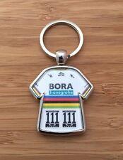 Peter Sagan World Champion 2018 Cycling Jersey Metal Key Ring Paris Roubaix