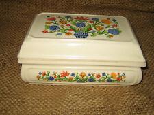 Trinket Box - Max Factor Hypnotique - Ceramic Treasure Box
