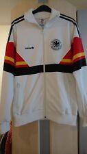 DFB Deutschland adidas Jacke  - WM1986 Mexiko Gr.54 - XL weiß DFB Trikot.