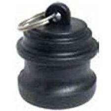"Green Leaf GLP 200 PL Series Polypropylene Gator Lock Coupling, 2"" Plug for Fema"
