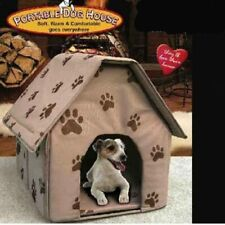 Hundehaus für Indoor und Outdoor, Tragbar und Faltbar