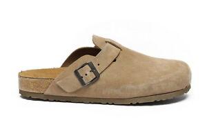 Teva Naot Aviv Men Leather Orthopedic Comfort Fashion Flip Flop Sandal