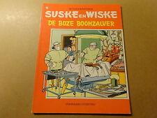 STRIP / SUSKE EN WISKE 139: DE BOZE BOOMZALVER | Herdruk 1975