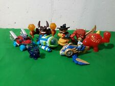 McDonald's Lot of 7 Skylanders Happy Meal Toys Figures 1 Lego Figure