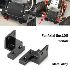 Alloy Metal Front Servo Base Mount For 1/10 RC Crawler Axial Scx10II 90046
