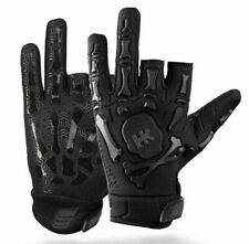 Paintball Handschuhe HK Army Bones, schwarz