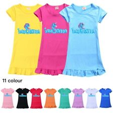 I Am Sanna Girls Night Dress Pyjamas Nighty Pajamas Youtuber Xmas Gift Sleepwear