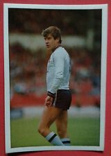 Leaf 100 Years Of Soccer Stars Sticker Malcolm Macdonald Arsenal