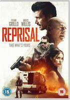 Reprisal DVD (2018) NEW