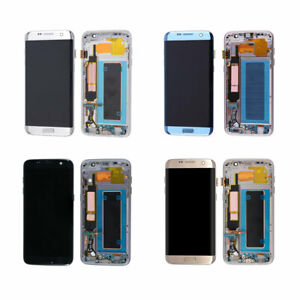 OEM For Samsung Galaxy S7 Edge LCD Display Touch Screen Digitizer Replacement