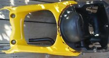 Ducati 748 916 996 998 Airbox Middle Fairing Yellow Intake  Air Box