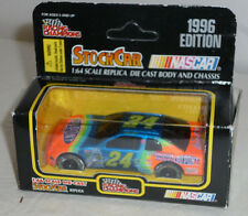 #24 Jeff Gordon Dupont + Coca Cola Rainbow 1996 Black Box Racing Champions 1/64