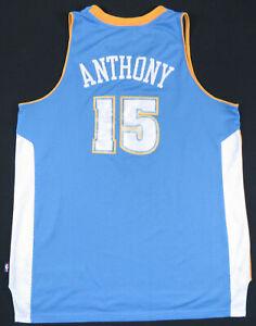 Carmelo Anthony Denver Nuggets Reebok Swingman NBA Basketball Sewn Jersey 2XL