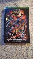 War of the Worlds Illustrated Graphic Novel softcover Frank Brunner cvr art NEW