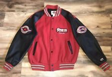 Snap On Tools Choko Motorsports Wool Leather Varsity Letter Jacket Read4Sz Rare!