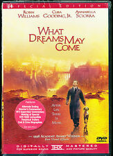 What Dreams May Come - Dvd - Robin Williams - Cuba Cooding, Jr. - Academy Award
