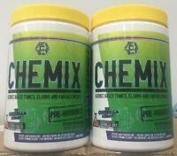 CHEMIX LIFESTYLE ULTRA STIM PRE-WORKOUT - 2 Flavors - FREE S&H!