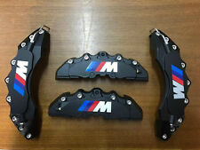 BMW M Style Disc Brake Caliper Covers Universal BLACK