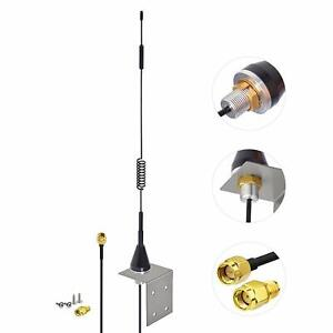 4G LTE 7dB Bracket Antenna For Outdoor Security Camera Cell Phone Signal Booster