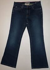 WOMEN'S SIZE 6, LOW RISE FLARE BLUE JEANS BY TOMMY HILFIGER!