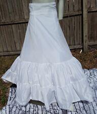 d70c380fe5 David s Bridal Wedding Dress Long Slip White Size 10