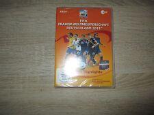 FIFA WM 2011 Frauen Weltmeisterschaft Deutschland  NEU OVP DVD