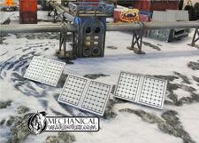 Solar Panels -scatter terrain (3) 40k Infinity Dark Age 28mm terrain