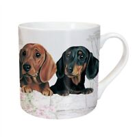 Dachshund Mug - Ceramic - A Great Gift for a Sausage Dog Lover - New - Boxed