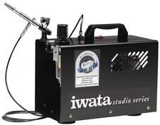 Iwata Studio Series Smart Jet Pro compressor Iw-Smartp (airbrush not included)